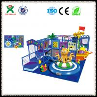 Indoor commercial playground equipment used kids indoor playground equipment sale QX-106B for sale