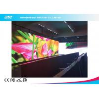Quality 1000 Nits Brightness Indoor LED Display Board2K Super Clear Paper Thin Video Wall for sale