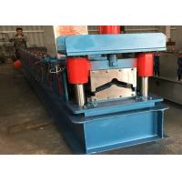 Quality 3kw Ridge Cap Roll Forming Machine 470 Color Steel Roof Tile Sheet for sale