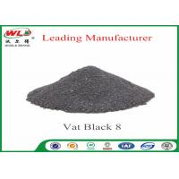 Quality Vat Black 8 Cotton Fabric Dye Environmental Vat Dyes 200 Solubility for sale