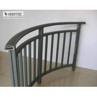 Quality Custom Extrusion Aluminum Porch Railing GB 5237-2008 Standard for sale