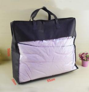 Sewing PVC Packing Bag , PVC Quilt Bag / Pillow Bag For Bedding