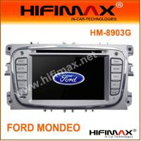 Quality 6.2''Car DVD GPS(DVB-T Optional)for Ford Mondeo/Focus/S-MAX for sale