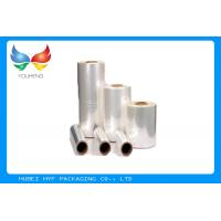 Quality Environmentally Friendly OPS Shrink Film , Printable Shrink Film Packaging for sale