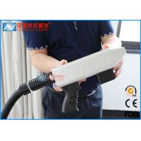 Quality 500W Laser Rust Removal Machine For Military Equipment Cleaning for sale