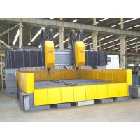 Quality Movable CNC Gantry Drilling Machine Convenient Operation For Large Metal Plate for sale