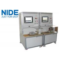 Quality Double Stations Heater Motor Stator Testing Panel Equipment With industrial control computer for sale
