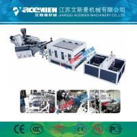 Quality High Performance Corrugated Anti-Aging PVC Plastic Glazed Color Roof Tile Forming Machine for sale