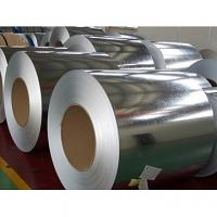 Quality ASTM Standard Galvannealed Steel Sheet In Coil For Steel Structural Projects , GI for sale