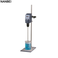 Quality LCD Overhead Electric Magnetic Stirrer 50 to 2200rpm for sale