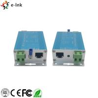 Quality 10/100/1000M Gigabit Ethernet Power Surge Protector IP 20 Aluminum Alloy Shell for sale