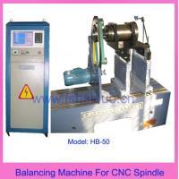 China Balancing machine for woodworking machinery|Balancing Machine for Machine Tool Spindle for sale