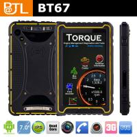 Quality Hot sale BATL BT67 Sunlight Readable Touch Scree car mounting rugged tablet for sale