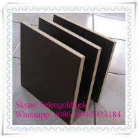 Quality Concrete Formwork Plywood with WBP Phenolic Glue for sale