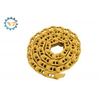China Track Master Link 48L Bulldozer Track Chains Made Of 40Mn2 Or 35MnBH on sale