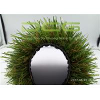 Quality Nature Looking Artificial Grass Landscaping For Home Decor Light Green for sale