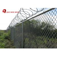 Buy cheap New Design products on make Hot Dipped Galvanized 6ft Chain Link Fence from wholesalers