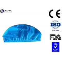 Quality Elastic Disposable Surgical Caps Perfect Fit Universal Excellent Protection for sale