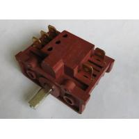 Quality Stove Copper Electric Oven Switch High Stability 5 - Speed Control CE Pa66 for sale