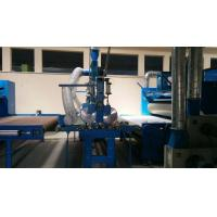 Quality ISO 9001 Electric Textile Carding Machine Adjustable 2000 mm - 2500 mm Width for sale