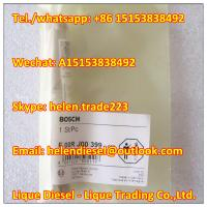 Quality 100% original Bosch injector valve F 00R J00 399 , F00RJ00399 Fit  0445120006 0445120009 0445120010 0445120014 etc. for sale