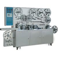 Buy cheap Automatic forming-packing Machine with Roll-type Cutter for woundplast from wholesalers
