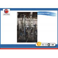 Quality Stainless Steel Carbonated Drinks Production Line Full Automatic High Stability for sale