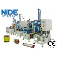 Quality High Precision Motor Production Line Automatic Stator Manufacturing Machine for sale