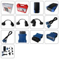 Buy RP1210 A / B X-VCI Heavy Duty Truck Diagnostic Scanner Tool VCX HD at wholesale prices