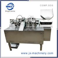 China PLC control system liquid Automatic Glass Ampoules Filling sealing printing Machine (5-20ml)with Peristaltic pump on sale