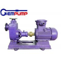 Quality WFB Self Priming Centrifugal Pump for municipal drainage project / studied breeding for sale