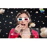 Quality Unexceptionable XD Cinema System With Animation Scene And Sliver Screen for sale