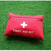 China Emergency Survival FIRST AID KIT Bag Treatment Pack Outdoor travel medical kits-aid ware on sale