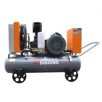 Quality Electrical Shift Water Well Air Compressor , Mobile Series Industrial Air Compressor for sale
