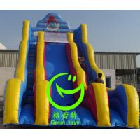 Quality Best selling Giant adult inflatable slide with 24months warranty GT-SAR-1647 for sale