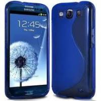 Buy fashioned blue protective cases for Cell Phones - Samsung Galaxy S3 I9300 at wholesale prices