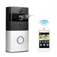 Quality Wireless Video Door Phone with Battery 166 Degree Wide Angle Night Vision WiFi Video Doorbell for sale
