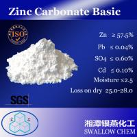 China Zinc Carbonate Basic on sale