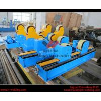 Quality 20Ton Pipe Roller Stands / Tube Testing Welding Turning Rolls for Energy Industry for sale