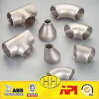 Quality stainless steel pipe fittings food grade(CE ISO certificate) for sale
