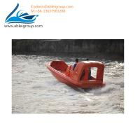 Quality Freefall Lifeboat 19 Person Capacity and Launching Appliance For Sale ABS Certificate for sale