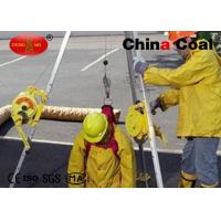 Quality Rescue Tripod Safety Protection Equipment Operating Load 400kg for sale