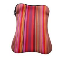 China Sublimation Red Vertical Computer Bag on sale