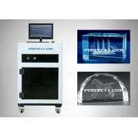 Buy cheap Air Cooling Yag Diode Pump 3D Laser Engraving Machine Suitable For All Crystal from wholesalers