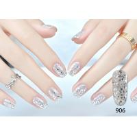 Buy cheap Free Sample Full Color Nature Multi Color Fast Delivery Glitter Gel Polish from wholesalers