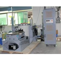 Quality Horizontal Vibration Lab Equipment , Vibration Test System With 51Mm Displacement for sale