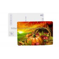 Quality Hollaween Postcard 3D Lenticular Postcards Personalised 3D Animated Pictures for sale