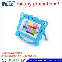 Quality Kids Capacitive Android Tablets with Camera portable mini pc 8GB for sale