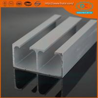 Quality Indian hot sell ss brush aluminum window profile, Matt aluminum window section, window profile for sale