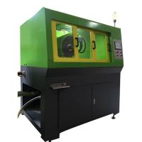 China Large Metal Core Cutting Machine ,Silicon Steel Core Bevel Cutting on sale